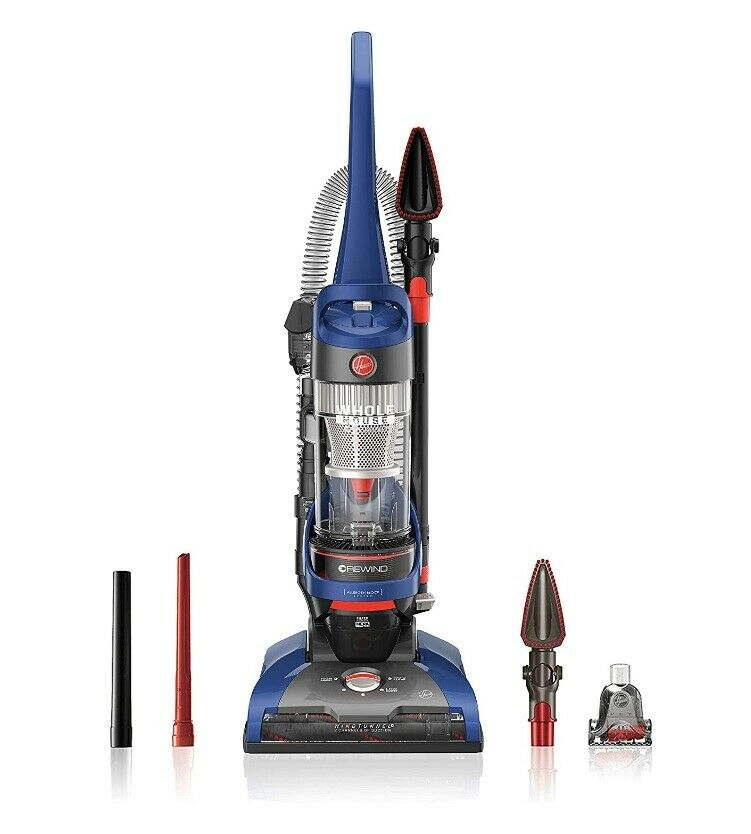 Hoover UH71250 WindTunnel 2 Whole House Rewind Upright Vacuu