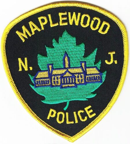 Maplewood Police New Jersey Patch