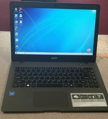 Acer Aspire One Cloudbook 14 N15V2 Intel Celetron 1.60GHz 2GB 32gb HDD L19