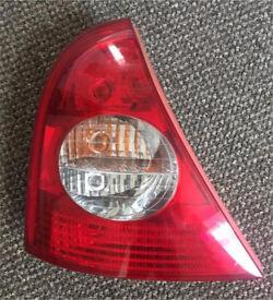 Renault Clio rear light