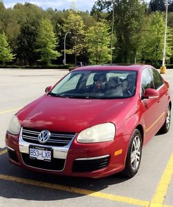 Volkswagen Jetta with sunroof only $4000