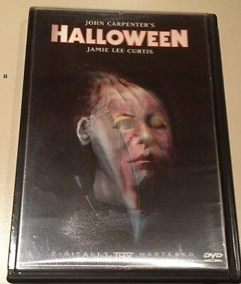 Halloween - 3D Cover Edition Anchor Bay DVD Region 1 - John Carpenter Slasher