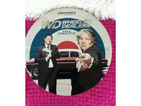 WHEELER DEALER DVD COLLECTION
