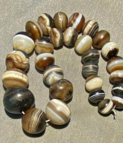 Ancient Antique  Medicine Rami old beads from Himalaya Tibet Sulemani Beads Rare
