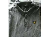 Lyle Scott long sleeved polo