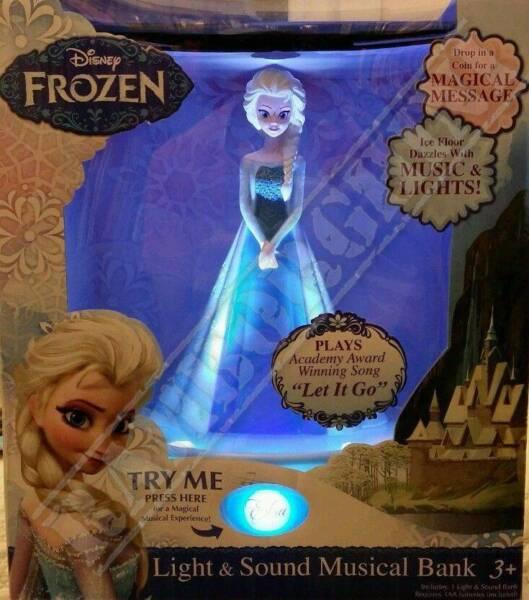 Frozen Toys Australia Disney Princess Frozen Toy