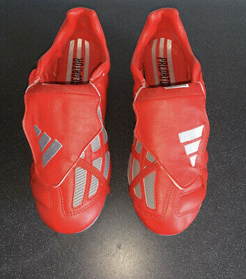 Adidas Predator Mania Remake - Red Football Boots - Size UK 9 Beckham