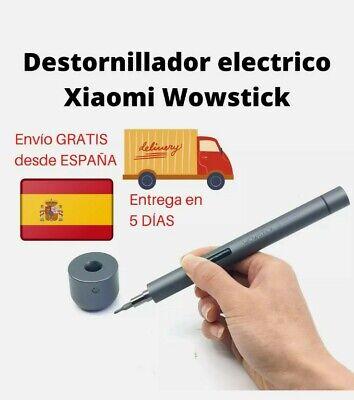 Destornillador electrico Xiaomi Wowstick 1F + 69 en 1 - Bateria de...