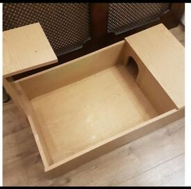 Tortoise table for sale.