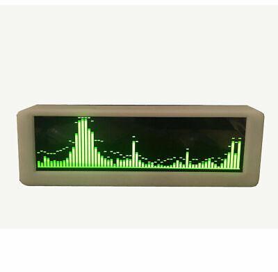 Green 5.5-inch Oled Music Spectrum Display Car Audio Control Professional Hifi
