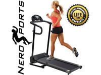 Bargain ! Treadmill Motorised Running Machine Electric Power