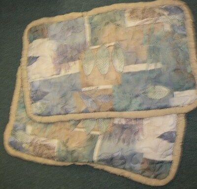 Forward Stateroom Pillow Shams/Comforter off of 1992 50' Viking Convertible