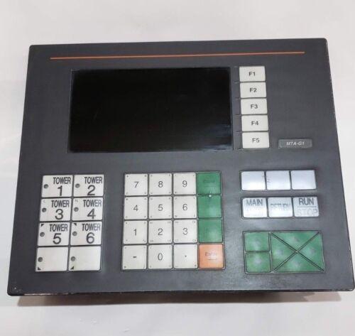 Mitsubishi Mta-g1 00950b Operator Interface Panel