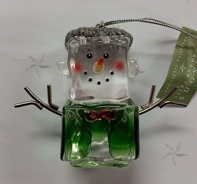 HALLOWEEN ICE FELLA FRANKENSTEIN MONSTER CUBE ORNAMENT MIDWEST CANNON FALLS (Cannon Falls Halloween)