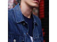 Givenchy Jeans Jacket Size M