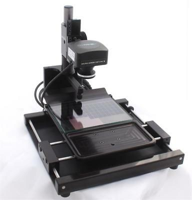 Micro-image Capture 8 Microfiche And Aperture Card Scanner W 20mp Usb 3.0