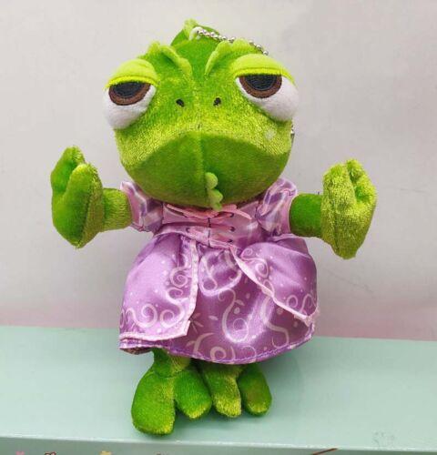 Disney STORE RAPUNZEL Pascal Chameleon Tangled Plush Toy