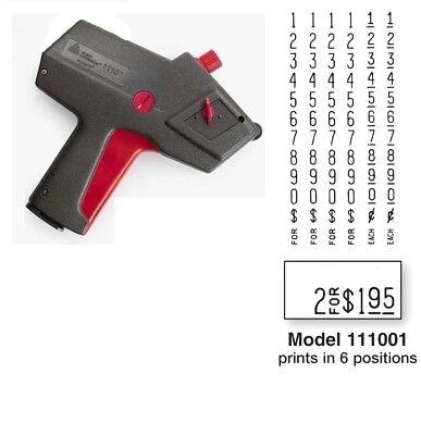 New Monarch 1110 Price Gun 1110-01 Authorized Monarch Dealer - New Version