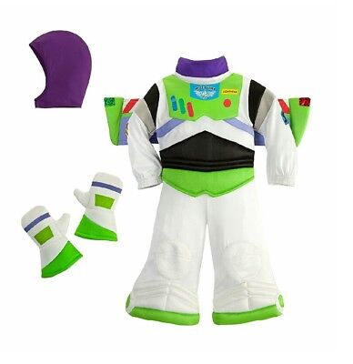 Disney Store Baby Boy Toy Story Buzz Lightyear Costume Outfit  New Free Shipping - Buzz Light Year Outfit