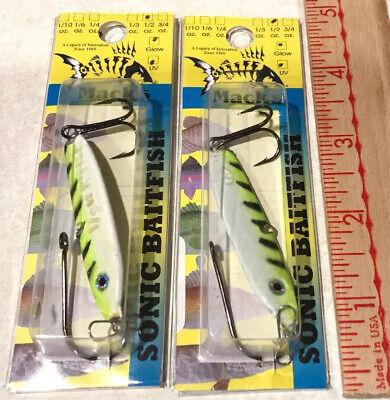 Ever Green Modo Custom Blade Jig Jack Hammer Chatter Bait 3//4oz NIP