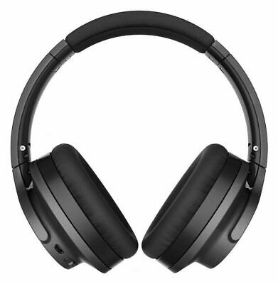 Audio Technica ATH-ANC700BT Wireless Noise-Cancelling Headphones Black