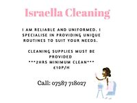 Experienced Young Cleaning Lady - Covering Canvey Island, Much of South East Essex and London
