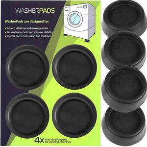 Washing Machine   Kitchen Appliance   Anti Vibration Feet   Rubber Protector Pad