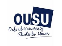 Oxford University Students' Union - Reception and Administration Support
