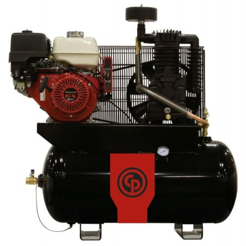 Chicago Pneumatic RCP-1330G/13HP Two Stage Gas Driven Piston Compressor