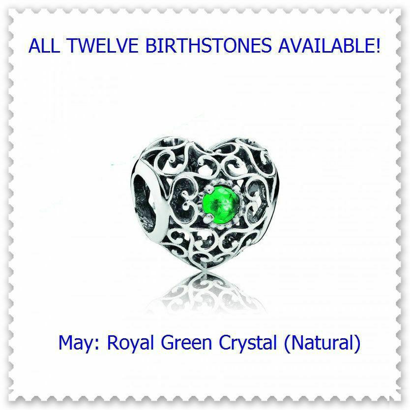 May Natural Royal Green Crystal