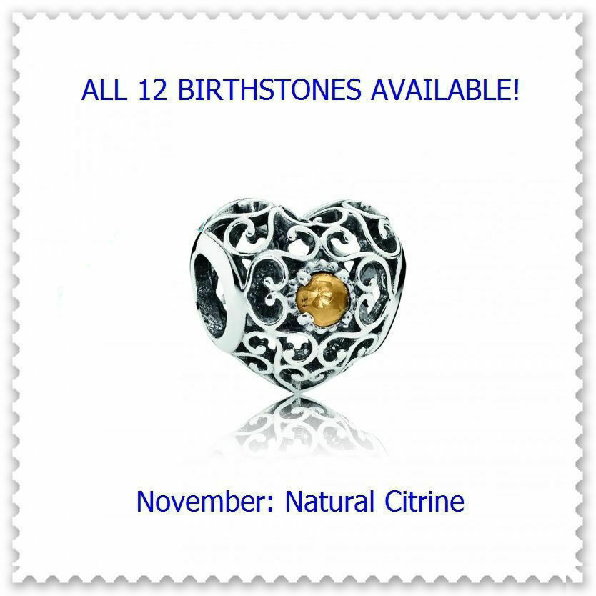 November Natural Citrine