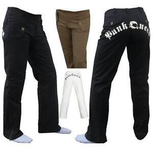New-Womens-Ladies-Cargo-Combat-Boyfriend-Trousers-Pants-Bottoms-Jeans