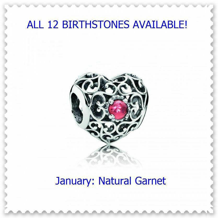 January Natural Garnet