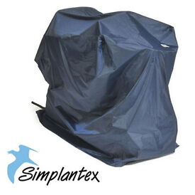 Simplantex Mobility Scooter Storage Rain Cover Waterproof Disability.Luxury