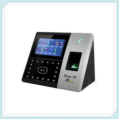 Facial Finger Tcpip Biometric Fingerprint Time Clock Access Control