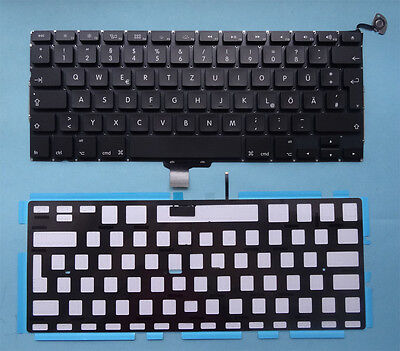 "Gebraucht, original Tastatur Apple Macbook 13,3"" A1278 A1279 A1280 Backlit Keyboard gebraucht kaufen  Wuppertal"