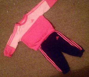 Baby girl adidas set 6-9m Warragul Baw Baw Area Preview