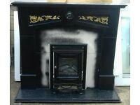 Fire Surround with electric heater