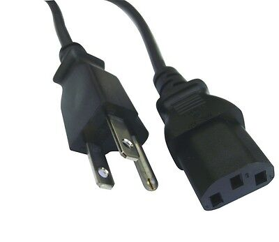 - Acer LCD TV Monitor Computer Printer AC Replacement 3 Prong Power Cord Cable