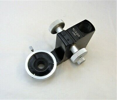 Nikon Microscope Turret Frame
