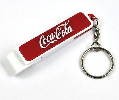 Coca-Cola Coke Abrebotellas Llavero Abrelatas - Abridor de Botella Ee.uu.