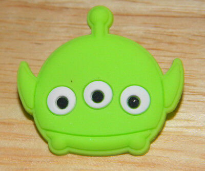 Alien from Toy Story disney tsum tsum rubber pin with pin back