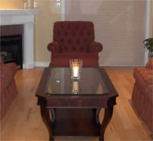 Ethan Allen Willoughby Coffee Table
