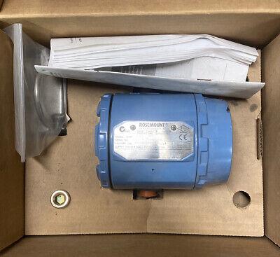 Rosemount Temperature Transmitter 3144p D1a1nam5b4