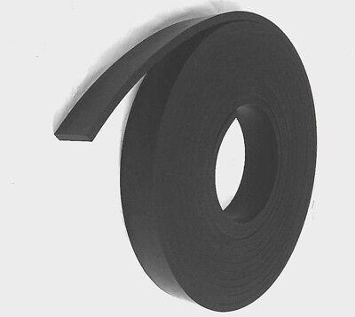 Neoprene Rubber Sheet Solid Strip 38 Thk X 1 W X 6 Ft L Strip 60 D