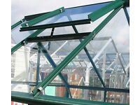 Green house glass supplied and cut to size