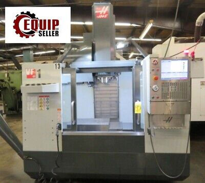 2017 Haas Vf1 Cnc Vertical Machining Center Milling Machine Free Loading