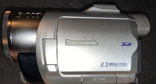 Panasonic MiniDv Camcorder PV-GS180 Works Comes With Charger, No Batteries - $50.00