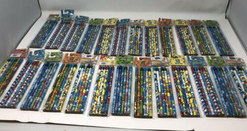 Lot of 25 Packs Dr. Seuss New 150 Pencils Teachers Classroom Party Gifts Rewards