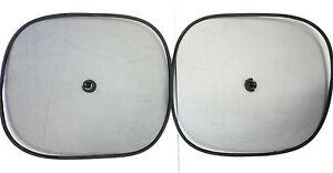 2ps-Car-Window-Sunshade-Auto-Sun-Shade-Cover-Visor-Shield-Screen-Mesh-Side-Rear